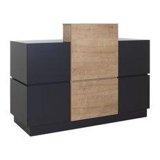 Varios Classic Sales Counter, Anthracite Grey