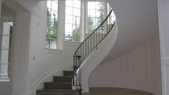 Free Standing Circular Staircase