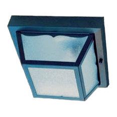 "Acclaim Lighting 4901 Builder's Choice 1 Light 8.375""W Outdoor - Black"