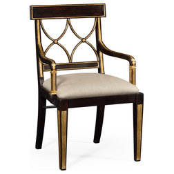 Traditional Dining Chairs by Jonathan Charles Fine Furniture