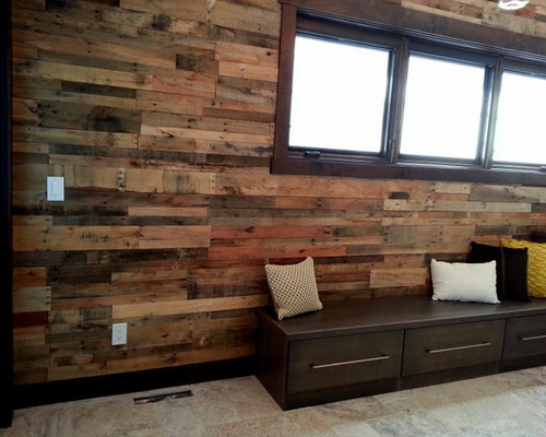 reclaimed wood wall paneling - Wall Panels - Recycled Pallet And Reclaimed Wood Paneling
