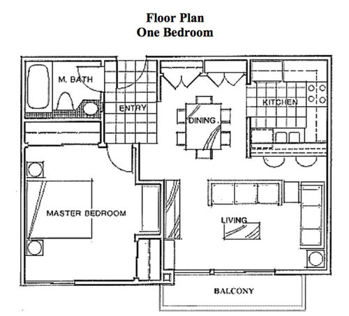 Can A King Sized Bed Work In This 13 X 10 Bedroom