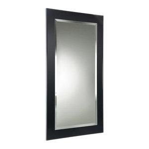 Illume Led Rectangle Backlit Mirrors Contemporary