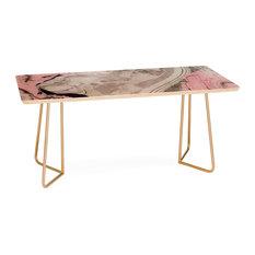 Marta Barragan Camarasa Pink And Gray Coffee Table
