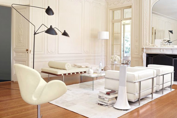 Modern By Design Within Reach · Design Within Reach · Serge Mouille 3 Arm Floor  Lamp ...