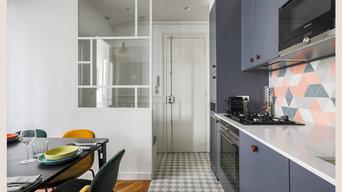 Projet Appartement - Atelier FB