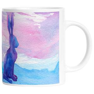 Cosmic Bunny Mug