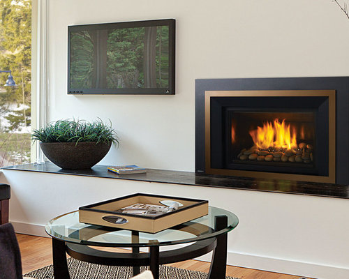 Regency Horizon - HRI6E Gas fireplace insert - Indoor Fireplaces - Gas Fireplace Inserts