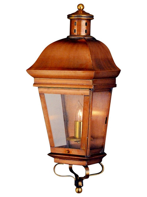 Wall Copper Lantern : Outdoor Wall Sconce Copper Lanterns & Outdoor Wall Lights by Lanternland