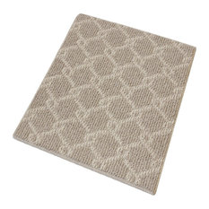 Square 12'x12' Parterre Chantilly Carpet Rugs, Pattern Berber