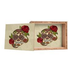 Valentina Ramos Sugar Skull Storage Box