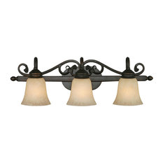 Serving Hatch New England Style Bathroom Vanity Lights Houzz