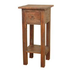 sunset trading sunset trading cottage narrow side table side tables and end tables