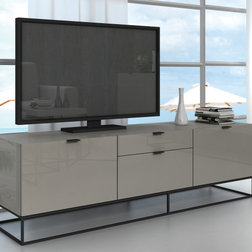Contemporary Entertainment Centers And Tv Stands by Casabianca Home