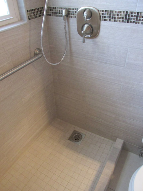 Cost To Tile A Shower >> Best Leonia Silver Tile Design Ideas & Remodel Pictures