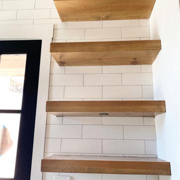 Finish Carpentry & Trim in Custom Home