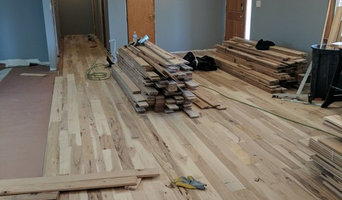 Hardwood Flooring Install