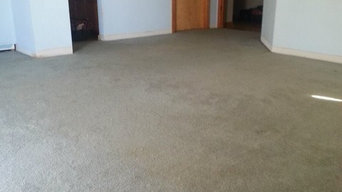 Hardwood Floor Installation - Before and After