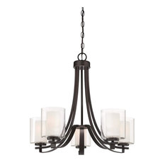Minka-Lavery Parsons Studio 5-Light Chandelier