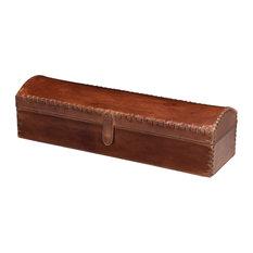 Chester Box, Tobacco Leather