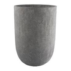 Worthy Outdoor Plant Pot, Grey
