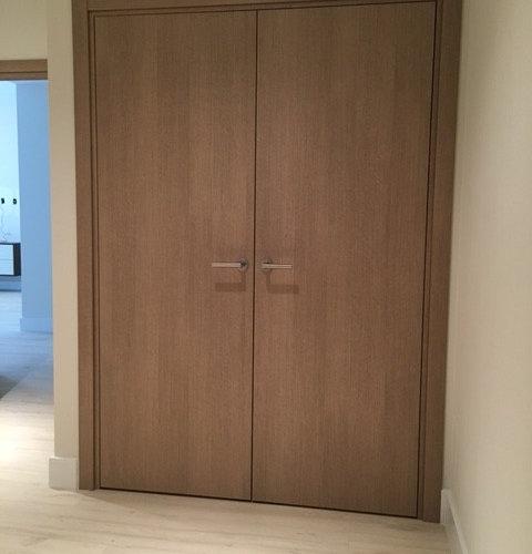 Italian Interior Modern Doors Marina Palms Penthouse Miami