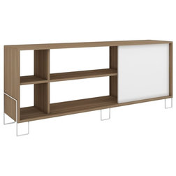 Contemporary Entertainment Centers And Tv Stands by Furniture East Inc.
