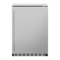 Deluxe Outdoor Refrigerator, 5.3 Cubic Feet