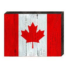 Flag Of Canada Block 98999Ca
