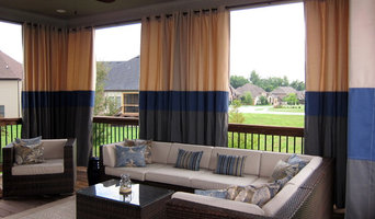 Mix and Match Designer Outdoor Stripe Drapes
