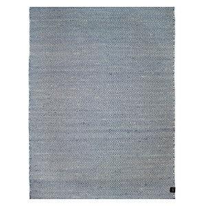 Classic Collection Herringbone Area Rug, Navy Blazer, 200x140 cm