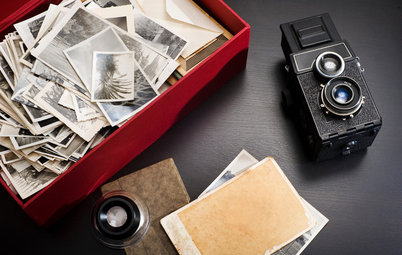 6 Tips for Organizing Your Shoeboxes of Photos