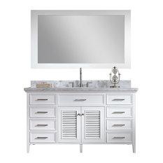 """Kensington Single Sink Vanity Set, 61"""""""