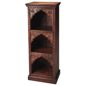 Gilmore Narrow Curio Cabinet - Traditional - China ...