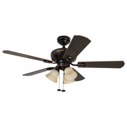 Transitional Ceiling Fans by Palm Coast Imports