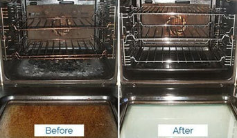 Oven Cleaning in Manchester