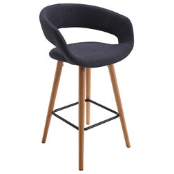Scandinavian Bar Stools And Counter Stools by Vogue Furniture Inc.