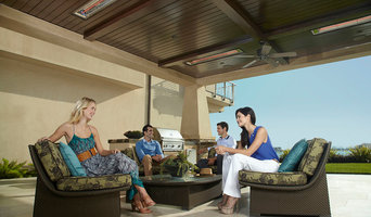 Residential Outdoor Patio in Naples, Long Beach