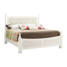 Tommy Bahama Ivory Key Southampton Poster Bed 543-173C