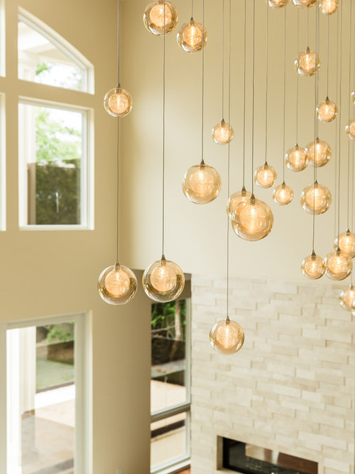 Chandeliers For Two Story Foyers : Kadur large entry way foyer chandelier two story blown