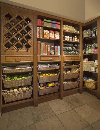 Traditional Closet by Custom Closet & Garage