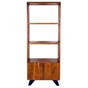 Temba Rustic High Cabinet
