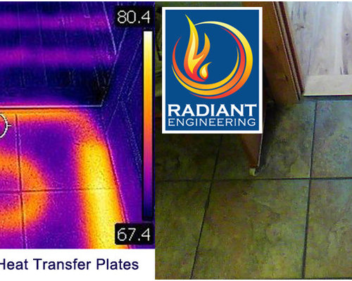 Radiance And Engineering Services : Thermofin u radiant heated floor new construction