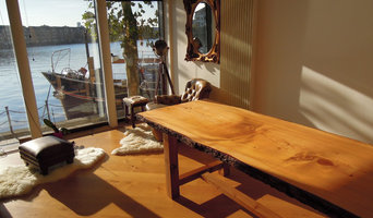 Bespoke Solid Ceder Dining Table
