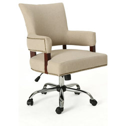 Contemporary Office Chairs by GDFStudio