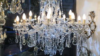 Luxury Maria Theresa Vintage Crystal Chandelire