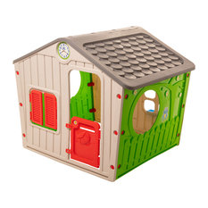 Starplay Children's Galilee Village House, Primary Color Combination