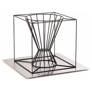 Tonik Kanga Stool Side Table Contemporary Outdoor Side