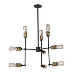 Artcraft Lighting AC10589 Jersey 9 Light Chandelier