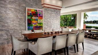 Works in Phil Kean Design homes.